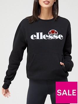 ellesse-heritage-cultivar-sweatshirt-black
