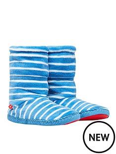 joules-boys-stripe-padabout-slipper-socks-blue