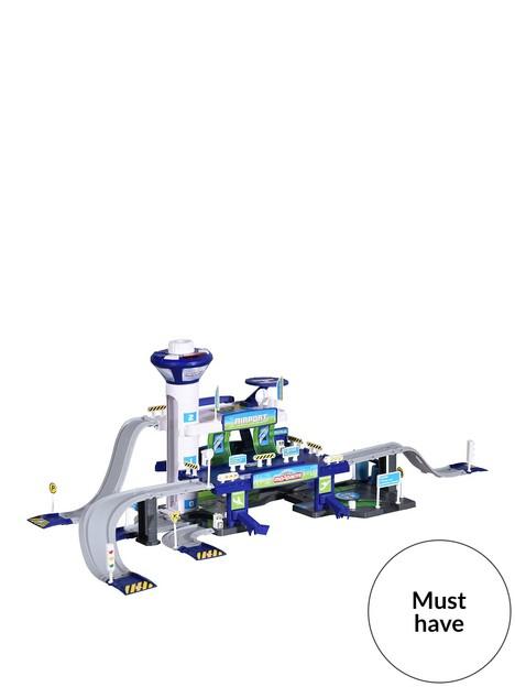 majorette-creatix-airport-5-cars