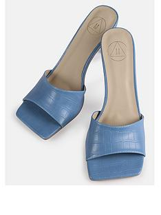 missguided-missguided-square-toe-mid-heel-croc-mules--nbsp