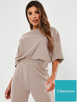 missguided-missguided-graphic-short-sleeve-oversize-tee-stone