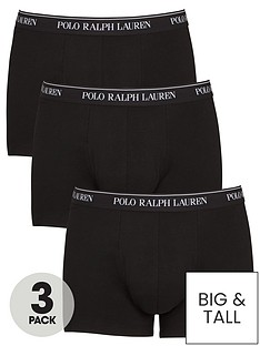 polo-ralph-lauren-classic-trunks-3-pack-blacknbsp