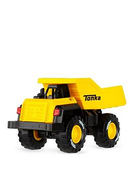 tonka-mighty-metal-fleet-dump-truck