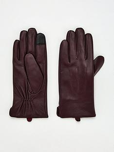 v-by-very-leather-glove-with-touch-screen-burgundy