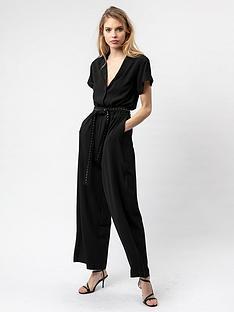 religion-glamour-boilersuit-black
