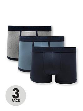 ted-baker-3-pack-trunks-multi