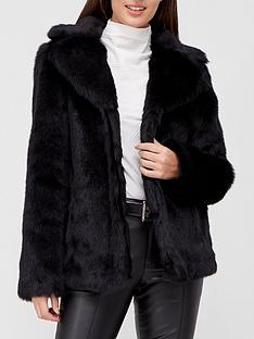 v-by-very-short-faux-fur-jacket-black