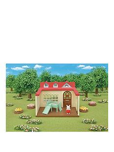 sylvanian-families-sweet-raspberry-home
