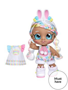 kindi-kids-kindi-kids-marsha-mello-bunnydress-up-toddler-doll-10-inch-dolland-dress-up-outfit
