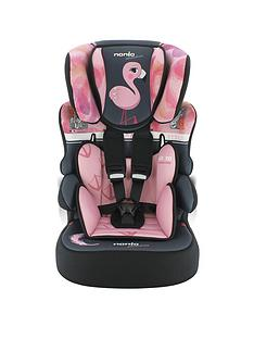nania-flamingo-adventure-beline-spnbspgroup-123-high-back-booster-seat