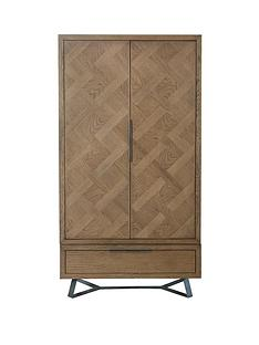 k-interiors-regis-part-assemblednbsp2-door-1-drawer-wardrobe
