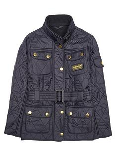 barbour-international-girls-polar-quilt-jacket-black