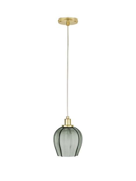 herringbone-recycled-glass-effect-mini-pendant