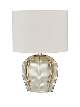 reign-herringbone-glass-table-lamp-in-champagne