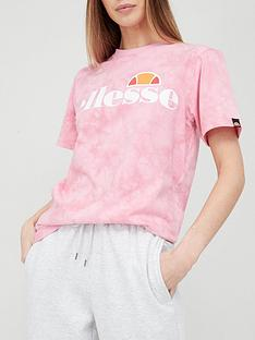 ellesse-heritage-newhay-t-shirt-pink