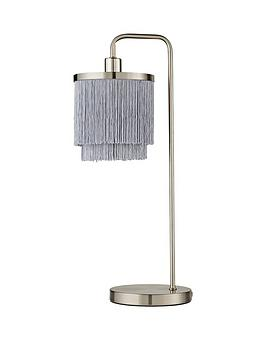 michelle-keegan-home-tulsa-fringe-table-lamp-ndash-satin-grey-nickel