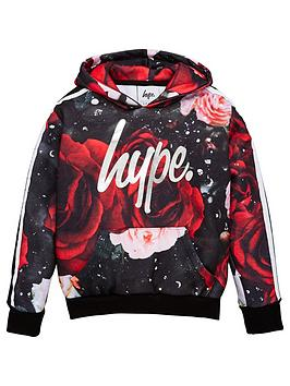 hype-girlsnbsprose-invade-overhead-hoodie-multi