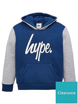 hype-boys-two-tone-overhead-hoodie-blue