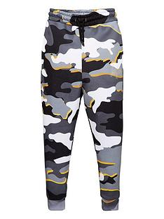 hype-boysnbspgold-line-camo-jogger-camouflage