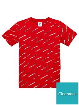 hype-boysnbspover-logo-short-sleeve-t-shirt-red