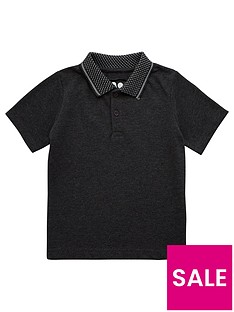 mini-v-by-very-boys-jacquard-collarnbsppolo-shirt-grey