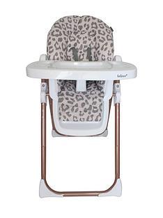 my-babiie-katie-piper-blush-leopard-premium-highchair