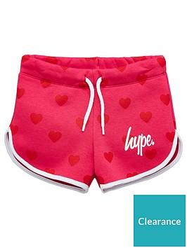 hype-girls-heart-runner-short-pink