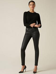 7-for-all-mankind-skinny-coated-jeans--nbspblacknbsp