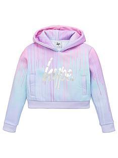 hype-girlsnbsppastel-drips-overhead-hoodie-multi