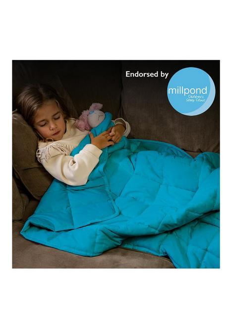 rest-easy-sleep-better-weighted-blanket-in-teal-ndash-3-kg-ndash-90-x-120-cm