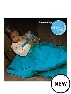 rest-easy-sleep-better-weighted-blanket-in-teal-ndash-3-kg-ndash-90-x-120-cm