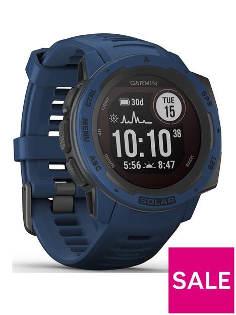 garmin-instinct-solar-gps-watch-tidal-blue