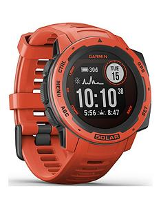 garmin-instinct-solar-gps-watch-flame-red