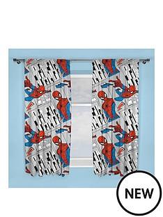 spiderman-marvel-ultimate-spider-man-flight-pleated-curtains