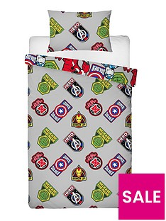 marvel-avengers-stickers-single-duvet-cover-set
