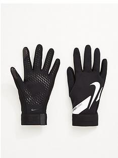 prod1090063967: Youth Hyperwarm Academy Glove - Black White