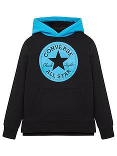 converse-boys-sherpa-lined-hood-po-hoodie-black