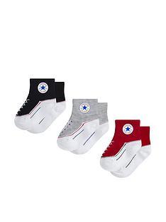 converse-3-packnbspyounger-chuck-infant-toddler-quarter-socks-black