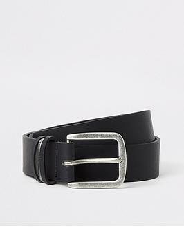 river-island-leather-ri-buckle-belt-black