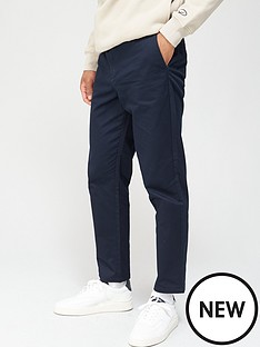 river-island-axis-chino-tapered-navy
