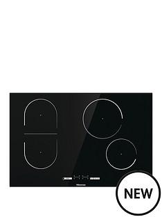 hisense-i8433c-80cm-width-induction-hob-black