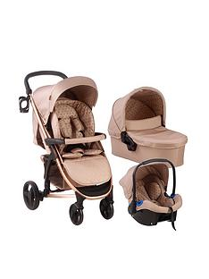 my-babiie-dreamiie-mb200-mocha-monogram-travel-system