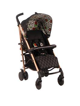 my-babiie-believe-mb51-rose-gold-and-rose-leopard-stroller