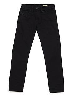 diesel-boys-thommer-rinsed-wash-slim-jeans-black