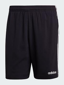 adidas-adidas-plus-size-essential-3-stripe-chel-black