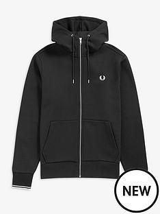 fred-perry-hooded-zip-through-sweatshirt