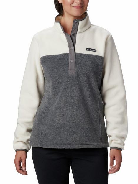 columbia-columbia-benton-springs-12-snap-pullover-fleece