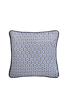 tess-daly-hexagon-square-cushion