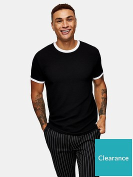 topman-classic-ringer-t-shirt-black