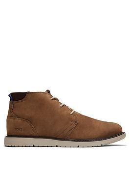 toms-navi-water-resistant-chelsea-boots-brown